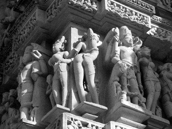 Техника секса в древней индии
